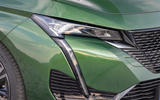 5 Peugeot 308 2021 first drive review headlights