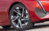 5 Peugeot 308 SW 2021 first drive alloy wheels