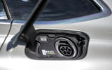 Peugeot 508 SW Hybrid 2020 road test review - charging port