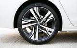 Peugeot 508 SW 2019 review - alloy wheels