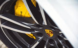 Porsche Cayenne Turbo 2018 road test review alloy wheels