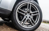 Porsche Macan 2019 road test review - alloy wheels