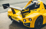 Radical Rapture 2020 road test review - rear wing