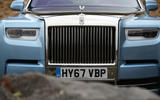 Rolls Royce Phantom 2018 review front end