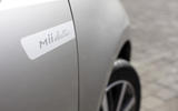 Seat Mii Electric 2020 road test review - side badge