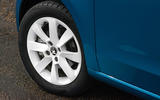 Skoda Citigo 2017 first drive review alloy wheels