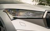 5 Skoda Enyaq IV 2021 RT headlights