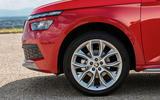 Skoda Kamiq 2019 road test review - alloy wheels
