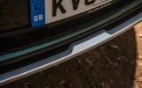 Skoda Karoq Scout 2019 road test review - front bumper