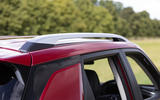 Ssangyong Korando 2019 road test review - roof rails