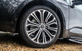 Toyota Corolla Touring Sports 2019 road test review - alloy wheels
