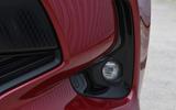 Toyota Yaris 2020 road test review - foglights
