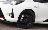 Toyota Yaris GRMN wheels