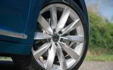 5 Volkswagen Arteon Shooting Brake 2021 RT alloy wheels