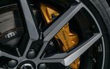 Volvo S60 Polestar Engineered 2020 road test review - brake calipers