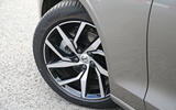 Volvo V60 2018 road test review alloy wheels