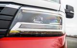 Volkswagen Grand California 2020 road test review - headlights