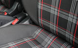 Volkswagen Up GTI 2018 review tartan