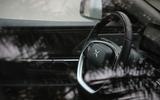 5 xpeng p7 super long range premium 2021 review steering wheel