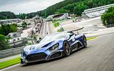 Zenvo TSR-S 2020 road test review - Eau Rouge