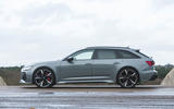 Audi RS6 Avant 2020 road test review - static side