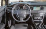 Peugeot 508 SW dashboard