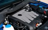 1.6-litre Seat Ibiza diesel engine