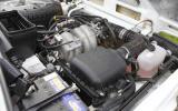 1.7-litre diesel Lada Niva engine
