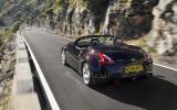Nissan 370Z GT Roadster rear