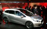 Geneva 2012: Kia Cee'd