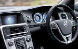 Volvo S60 DRIVe R-Design dashboard