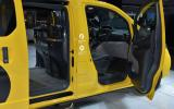 Nissan New York taxi revealed