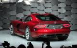 New York motor show: Dodge Viper