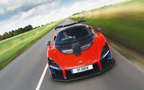 McLaren Senna 2018 road test review - on the road