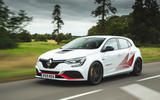 Renault Megane RS Trophy-R 2019 road test review - on the road