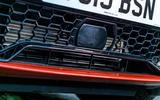 BMW X4 M Competition 2019 road test review - ADAS sensor