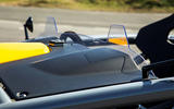 Ariel Atom 4 2019 road test review - wind deflector