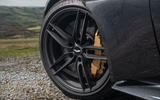 Aston Martin DBS Superleggera 2018 road test review - alloy wheels