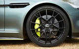 Aston Martin Rapide AMR 2019 first drive review - alloy wheels