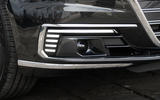 Audi A8 60 TFSIe 2020 road test review - daytime running lights