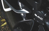BAC Mono 2018 review - brake calipers