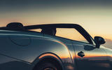 Bentley Continental GTC 2019 first drive review - rear three quarters