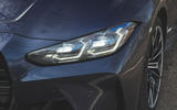 6 BMW M4 Competition 2021 RT headlights