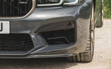 6 BMW M5 CS 2021 RT front bumper