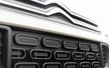 Citroen Berlingo 2018 road test review - grille