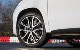 Cupra Ateca 2019 road test review - alloy wheels