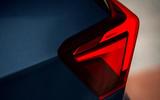 6 Cupra Born 2021 first drive review rear lights