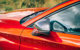 6 Cupra Leon Estate 2021 road test review wing mirror