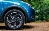 DS 3 Crossback 2019 road test review - alloy wheels