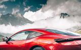 Ferrari Roma 2020 road test review - roofline